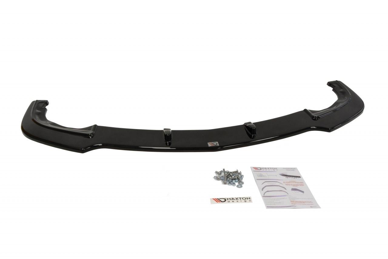 Splitter Przedni Mazda 3 MK2 MPS V.1 - GRUBYGARAGE - Sklep Tuningowy